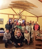 Corporate weekend of the Ministry of Tourism of the Tver region